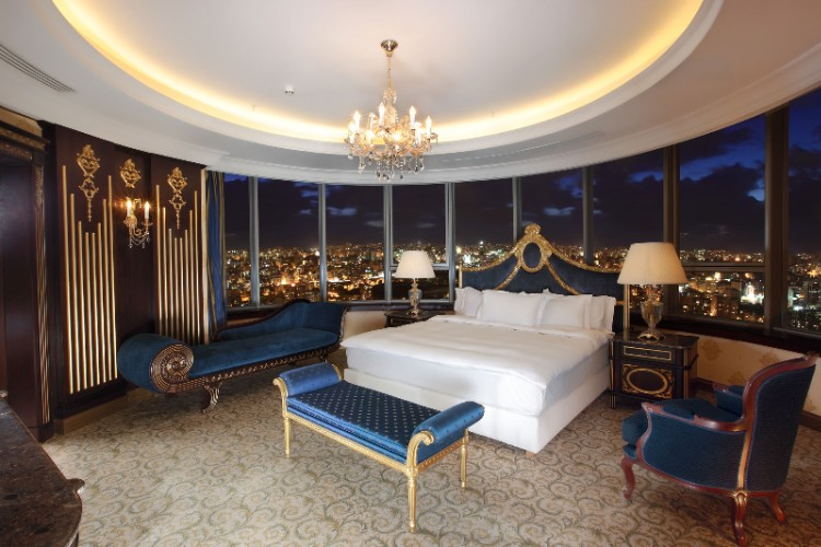 Hilton Beirut Habtoor Grand Kingdom Penthouse Master 19 of 26