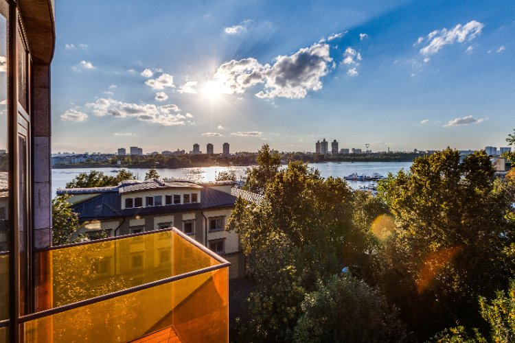 Doubletree By Hilton Moscow -Marina Offers You Amazing View Of Royal Yacht Club 3 of 26