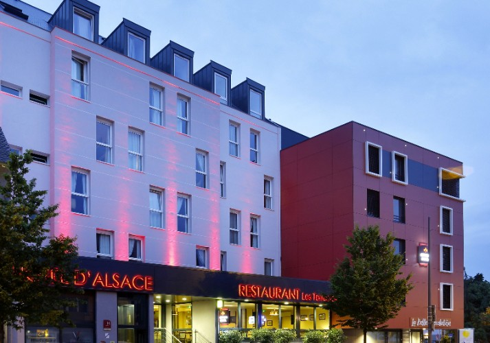 Hotel D\'alsace 1 of 31