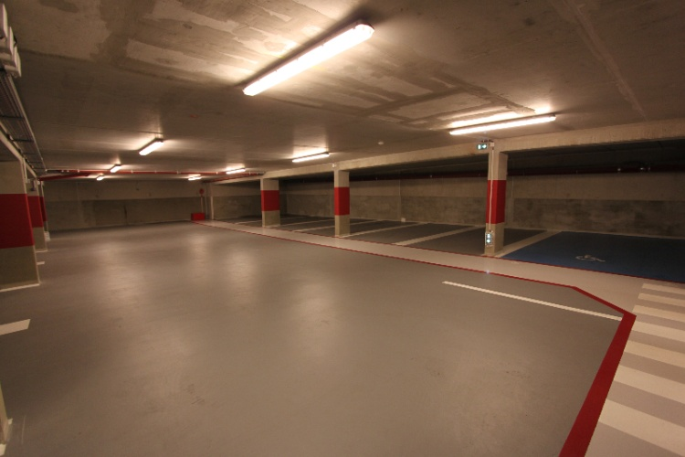 Parking Sous Terrain 6 of 31