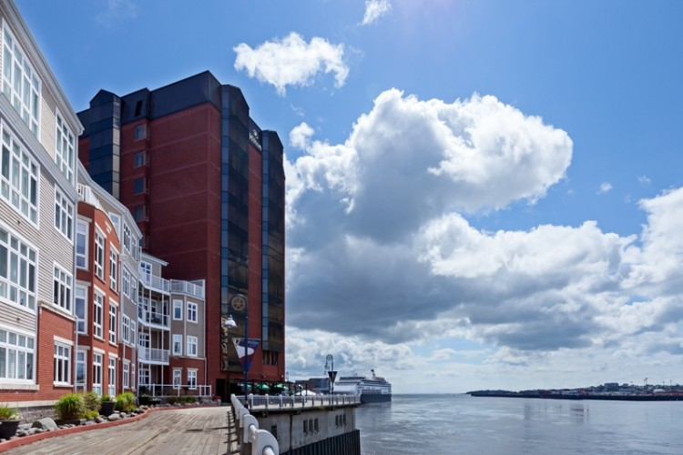 Hotel Exterior From Harbour Passage 7 of 10