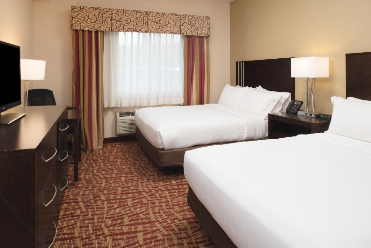 Holiday Inn Express Spokane Valley 1 of 9