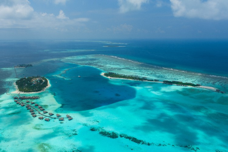Arial View Conrad Maldives 30 of 30