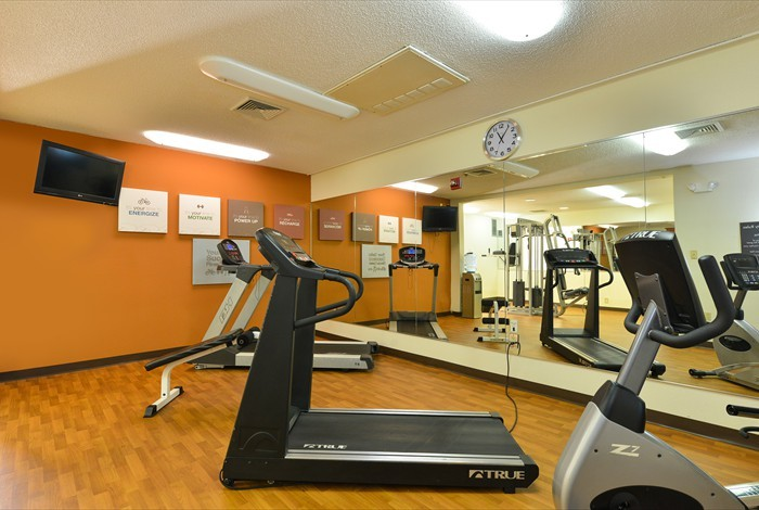 All New Fitness Center 4 of 9
