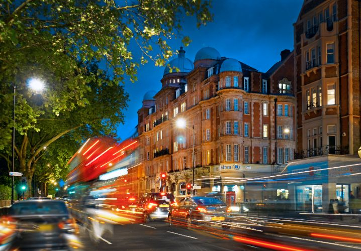 Hilton London Hyde Park 129 Bayswater Rd W24rj