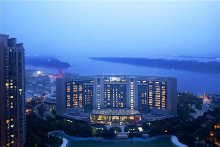 Hilton Nanjing Riverside 1 of 31