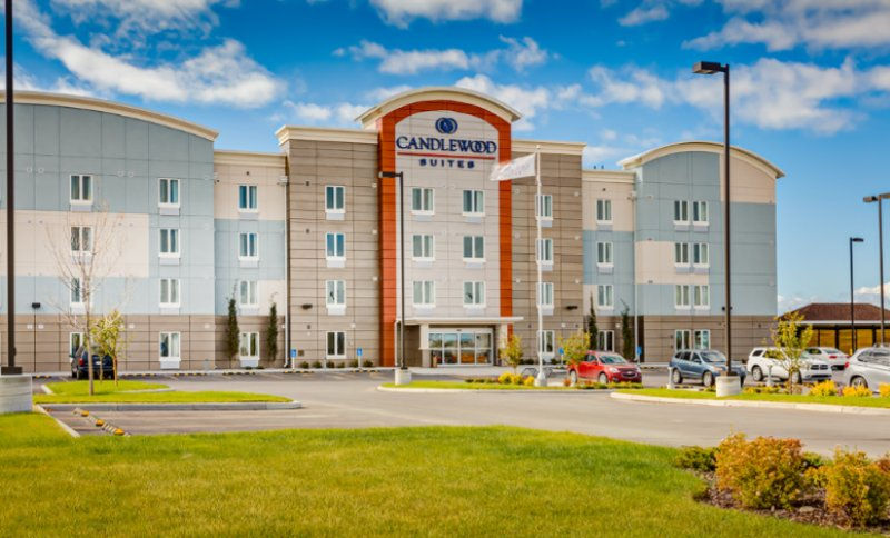 Candlewood Suites Calgary Airport North 1 of 10