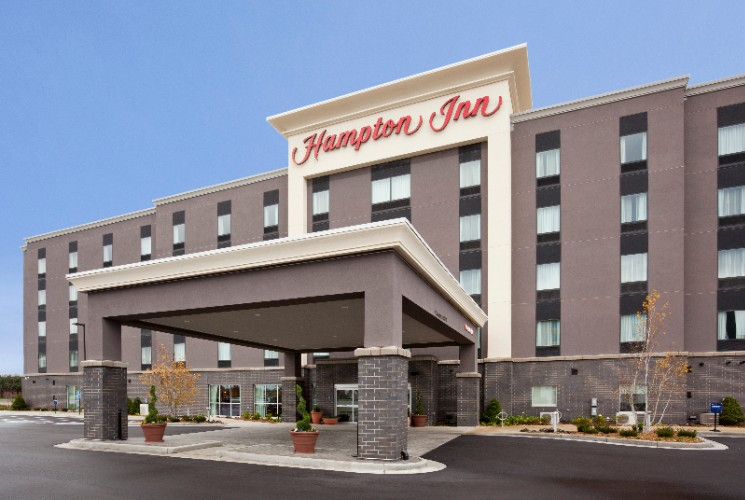 Welcome To The Brand New Hampton Inn Bloomington West! 2 of 8