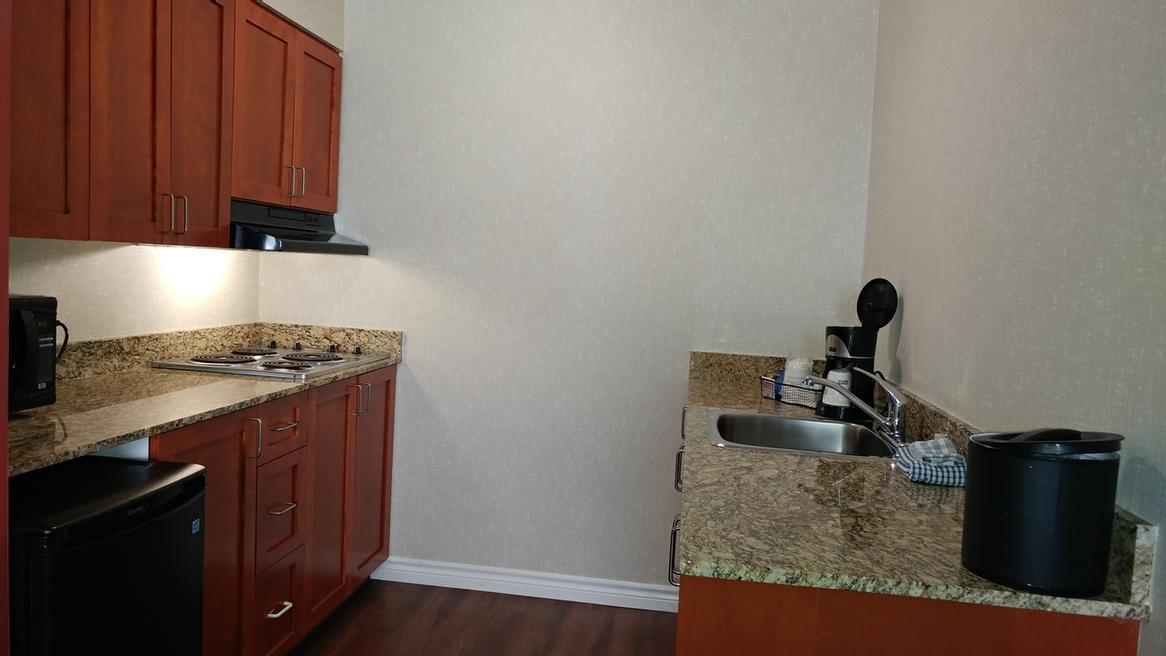 Each Suite Has A Kitchenette 4 of 13