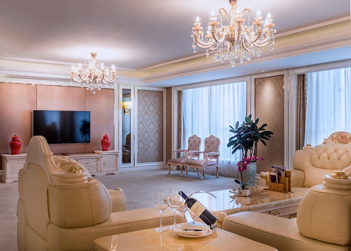 Presidential Suite -Living Room 17 of 28