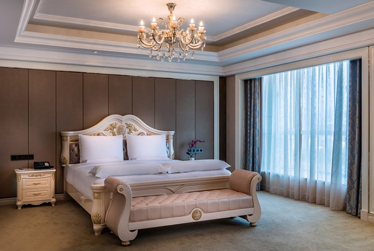 Presidential Suite -Bed Room 18 of 28