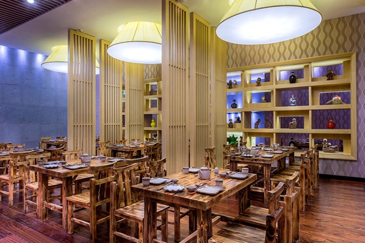 Jinfu Specialty Restaurant -Dinner Hall 22 of 28
