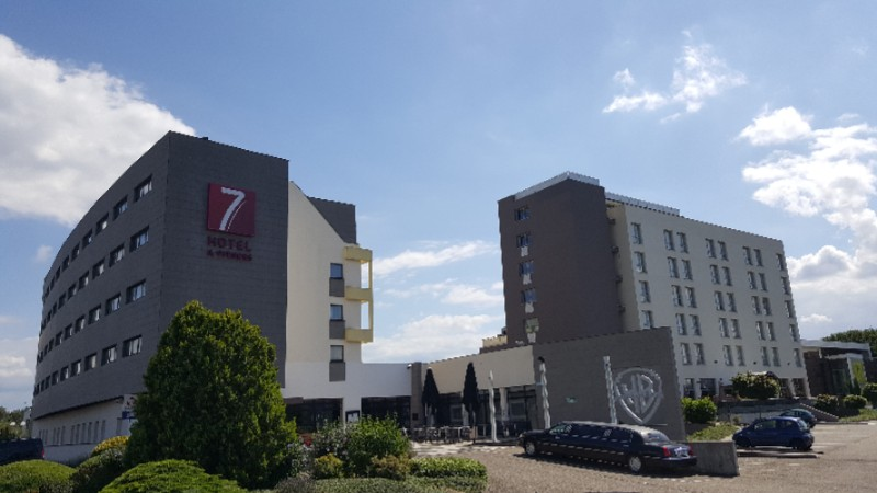 7hotel & Fitness 1 of 23