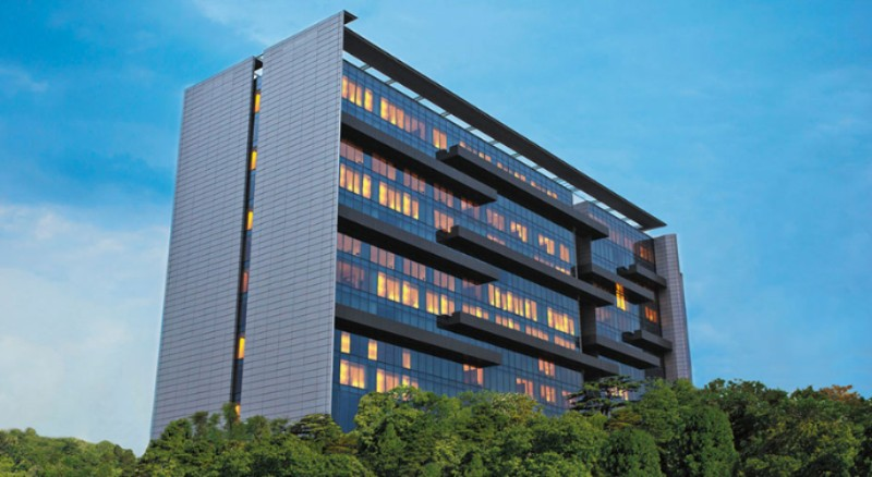 Exterior View -Trident Hyderabad 2 of 13