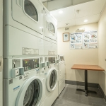 Laundry Facilties To Include Washer/dryer And Folding Table 6 of 13