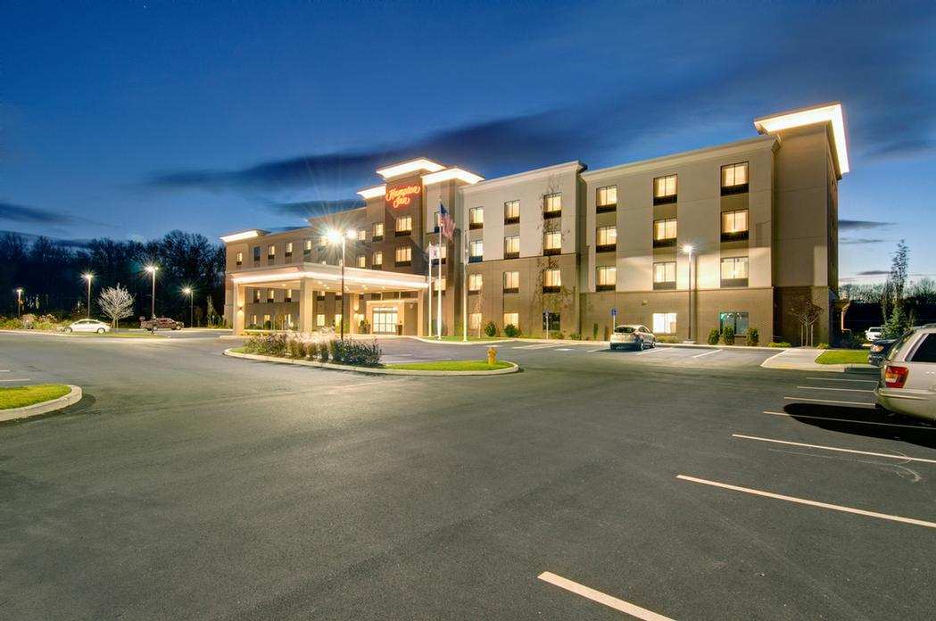 Hampton Inn Boston Westborough 1 of 19