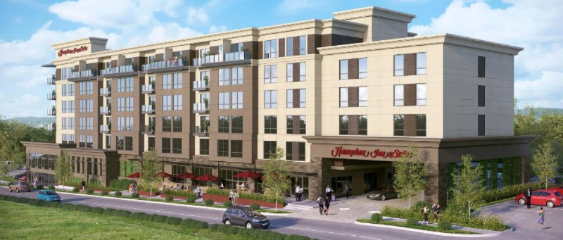 Hampton Inn & Suites by Hilton Seattle / Northgate 1 of 4