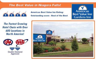 Americas Best Value Inn Gardens Inn 1 of 9