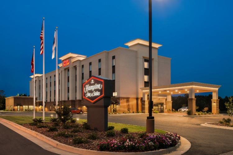 Hampton Inn & Suites Lavonia Ga 1 of 20