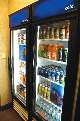 Our Suite Shop Is Ideal To Purchase Your Favorite Cold Soda Tea Water And Gatorade. 16 of 21