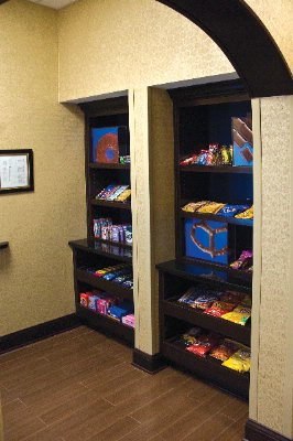The Suite Shop Also Carries Your Favorite Candy Bar Chips Cookies Or Toiletry Items. 17 of 21