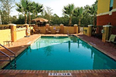 The Swimming Pool Is Large Enough To Accommodate Groups Or Relax And Enjoy The Florida Sun! 18 of 21