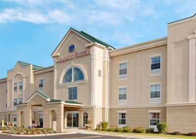 Image of Comfort Suites East Brunswick