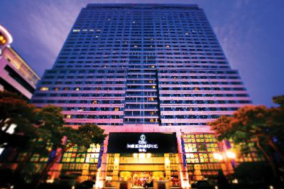 Grand Intercontinental Seoul Parnas Hotel Exterior