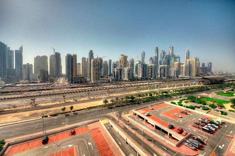 Sheikh Zayed Road View 19 of 19