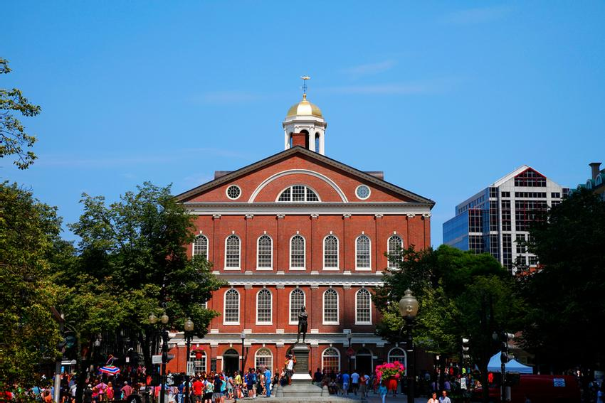 Faneuil Hall Boston 25 of 26