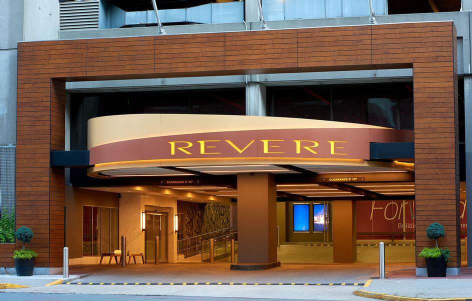 Revere Hotel Boston Common 1 of 31