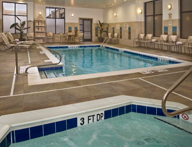 Indoor Pool & Whirlpool 22 of 28