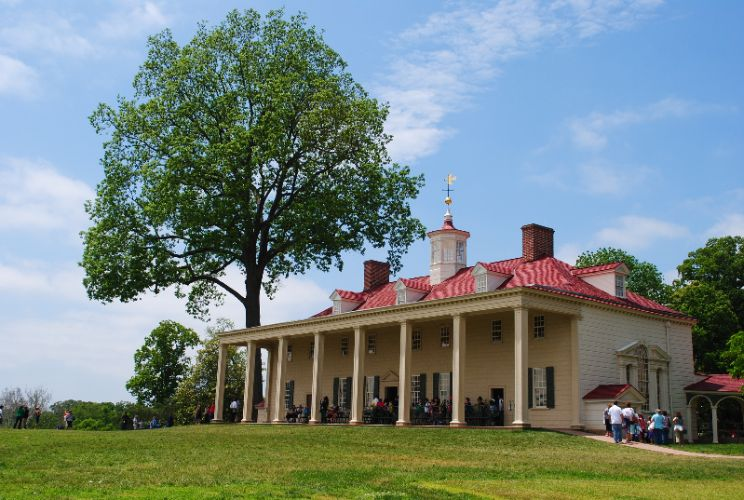 George Washington\'s Mount Vernon Estate Museum & Gardens 24 of 28
