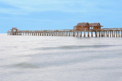 Historic Naples Pier On Broad Street 4 of 4