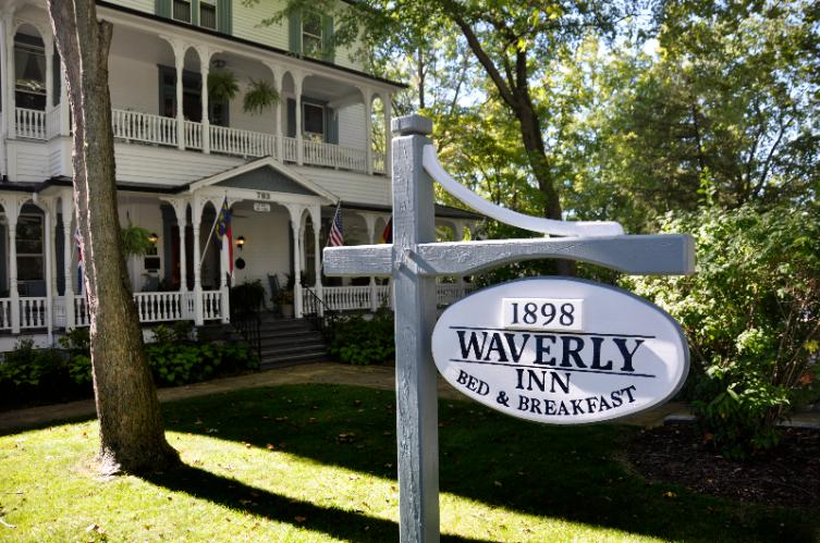 1898 Waverly Inn 3 of 6