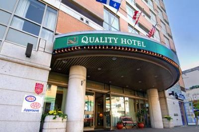 Quality Hotel Montreal 1 of 8