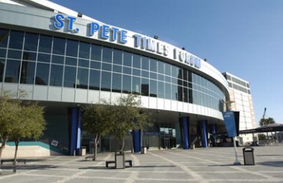 St. Pete Times Forum. Home Of The Tampa Bay Lightning And World Reknown Concerts And Shows! 14 of 14