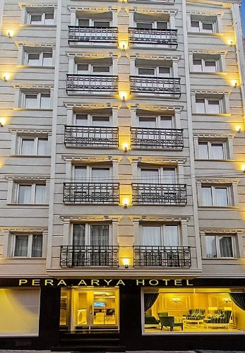 Pera Arya Hotel 1 of 16