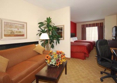 Comfort Suites Brownsville 1 of 11