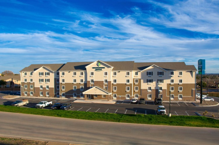 Woodspring Suites San Angelo 1 of 16