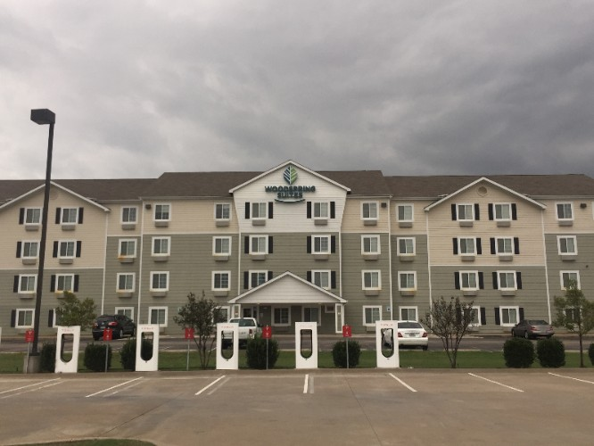 Woodspring Suites Waco 1 of 15
