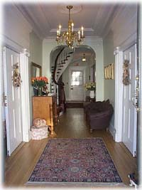 Mary Prentiss Inn Entry Way/Hall Way 3 of 7