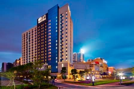 Aloft Dongguan Dynamic Town 1 of 18