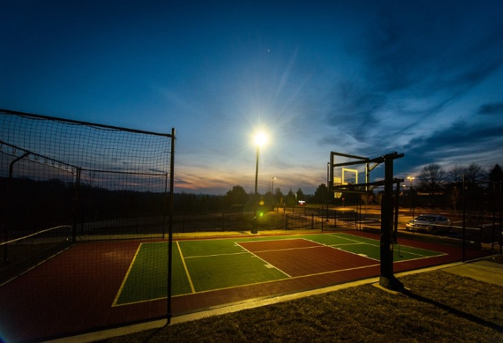 Sport Court With Basketball And Pickleball 4 of 16