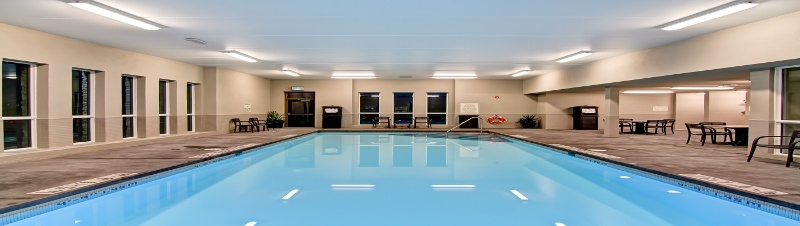 Enjoy Our Indoor Salt Water Pool 4 of 5