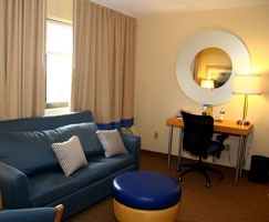 Double Suite Living Room 3 of 15