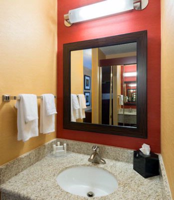 Deluxe Bathroom 11 of 12