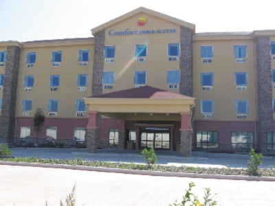 Image of Comfort Inn & Suites Near The at & T Center