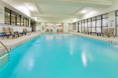 Indoor Heated Swimming Pool 9 of 12