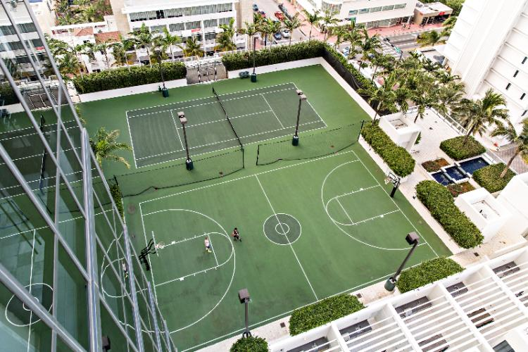 Basketball Courts 11 of 31